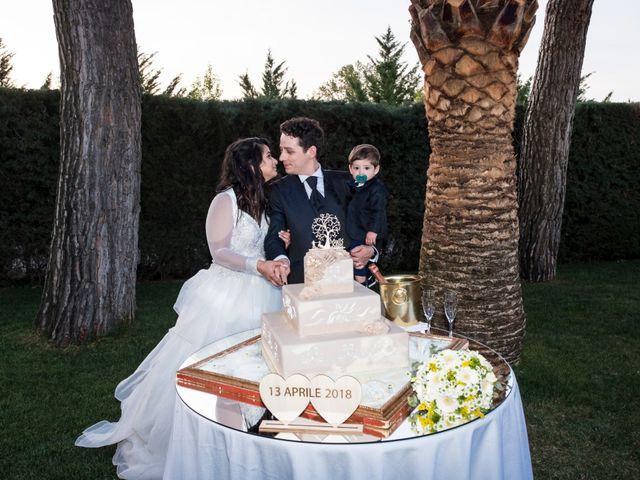 Il matrimonio di Emanuele e Sara a Spoltore, Pescara 53