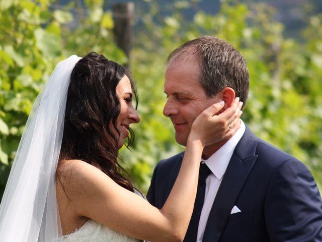 le nozze di Rossana e Cristian