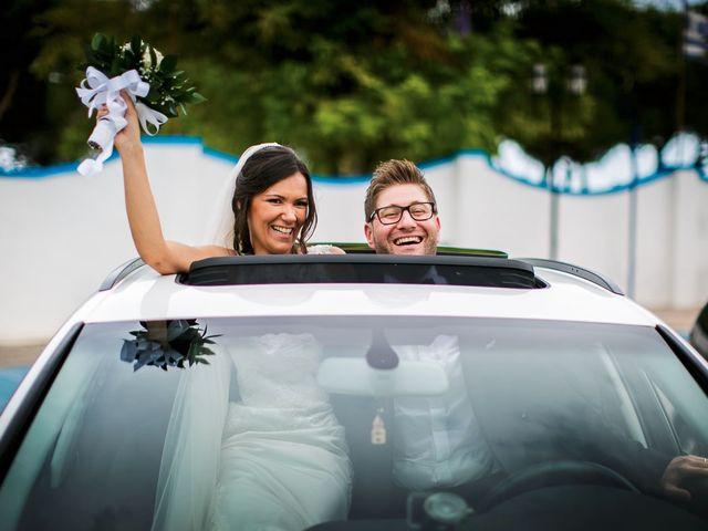Il matrimonio di Nico e Antonella a Bisceglie, Bari 10