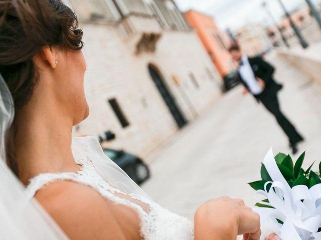 Il matrimonio di Nico e Antonella a Bisceglie, Bari 16