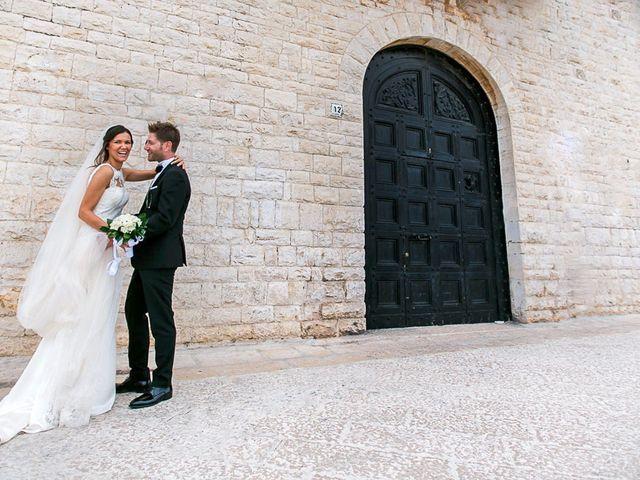 Il matrimonio di Nico e Antonella a Bisceglie, Bari 1