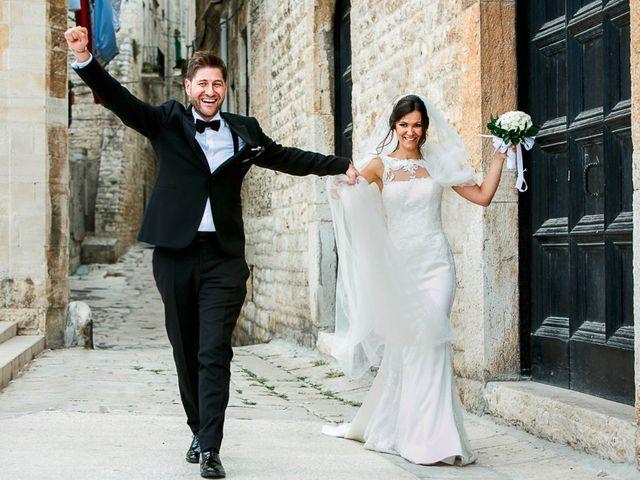 Il matrimonio di Nico e Antonella a Bisceglie, Bari 24