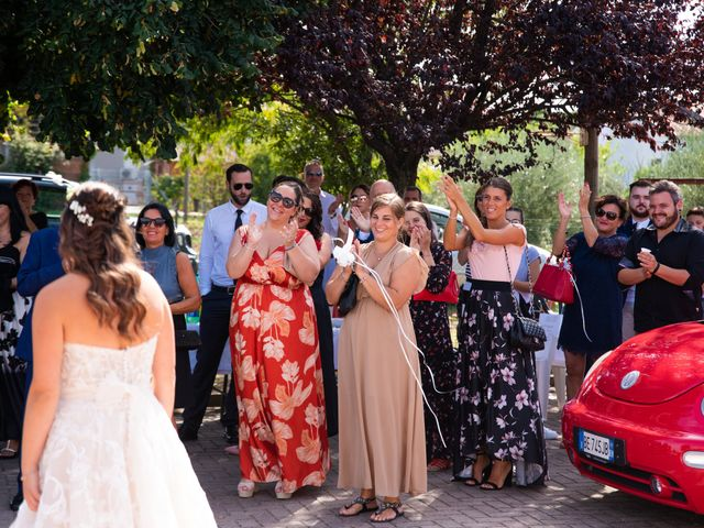 Il matrimonio di Mauro e Katia a Gambettola, Forlì-Cesena 11