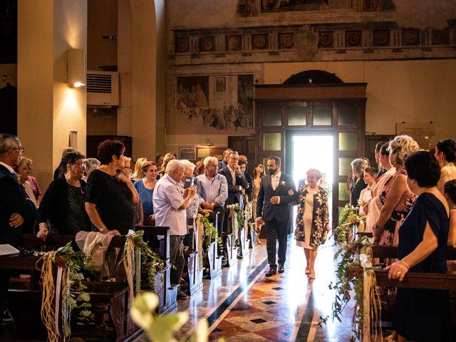 Il matrimonio di Mauro e Katia a Gambettola, Forlì-Cesena 14