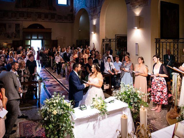 Il matrimonio di Mauro e Katia a Gambettola, Forlì-Cesena 21