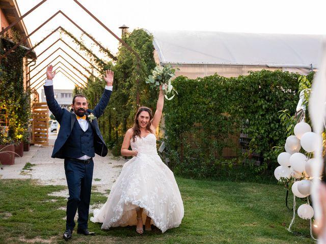 Il matrimonio di Mauro e Katia a Gambettola, Forlì-Cesena 34