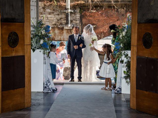 Il matrimonio di Matteo e Alessia a Genova, Genova 15