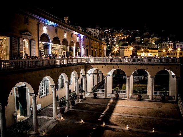 Il matrimonio di Matteo e Alessia a Genova, Genova 26