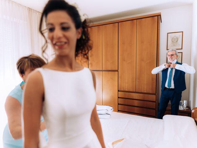 Il matrimonio di Jader e Ilaria a Busto Garolfo, Milano 7