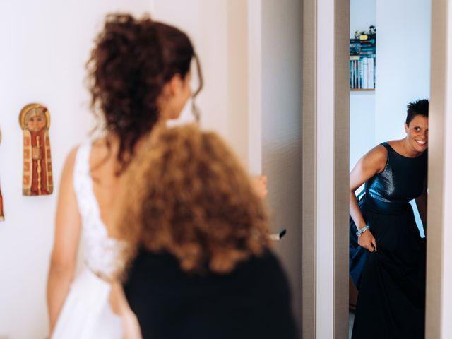 Il matrimonio di Jader e Ilaria a Busto Garolfo, Milano 9