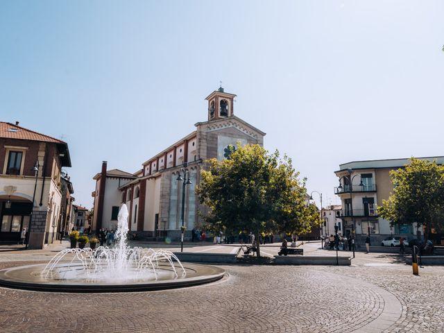 Il matrimonio di Jader e Ilaria a Busto Garolfo, Milano 23