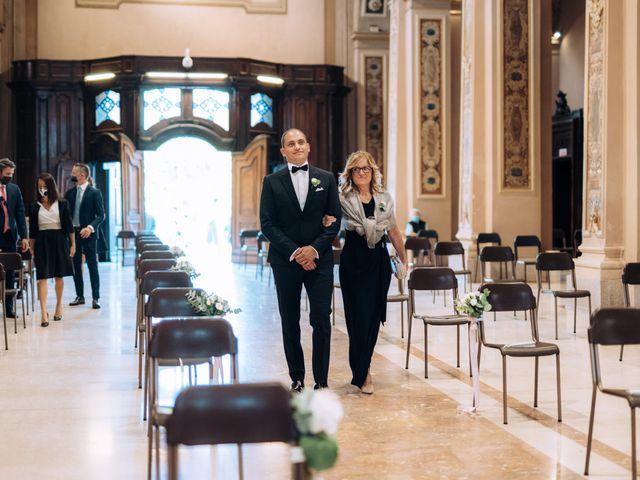 Il matrimonio di Jader e Ilaria a Busto Garolfo, Milano 27