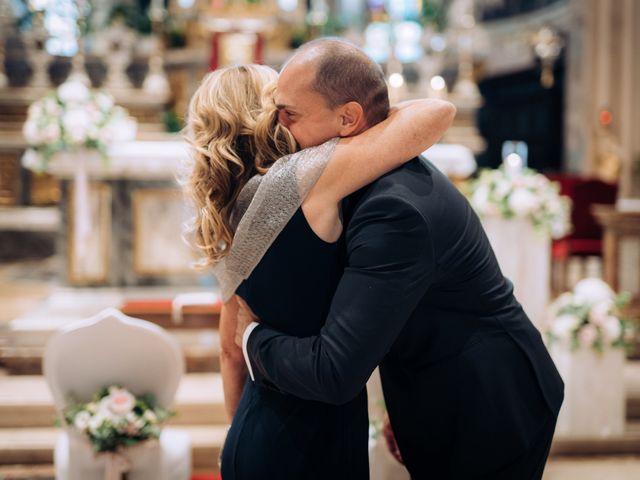 Il matrimonio di Jader e Ilaria a Busto Garolfo, Milano 28