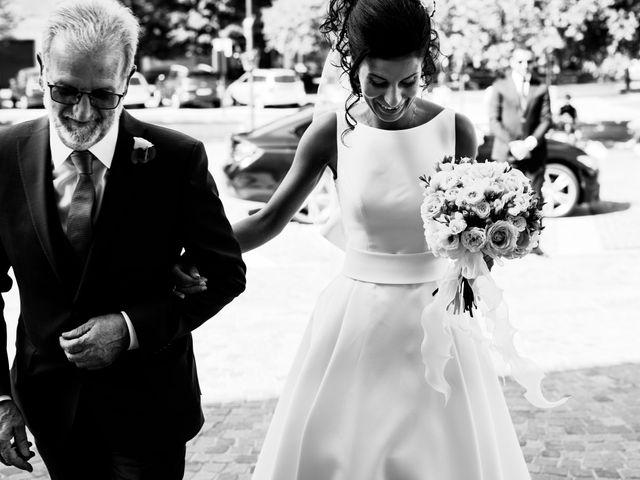 Il matrimonio di Jader e Ilaria a Busto Garolfo, Milano 30