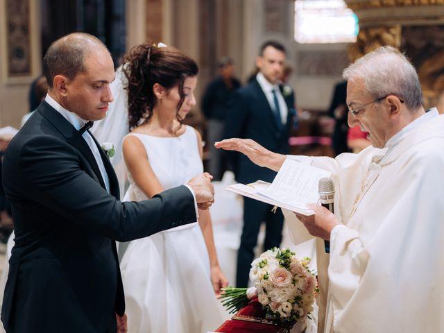 Il matrimonio di Jader e Ilaria a Busto Garolfo, Milano 34