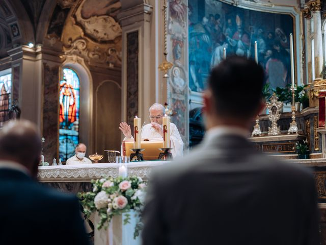 Il matrimonio di Jader e Ilaria a Busto Garolfo, Milano 38