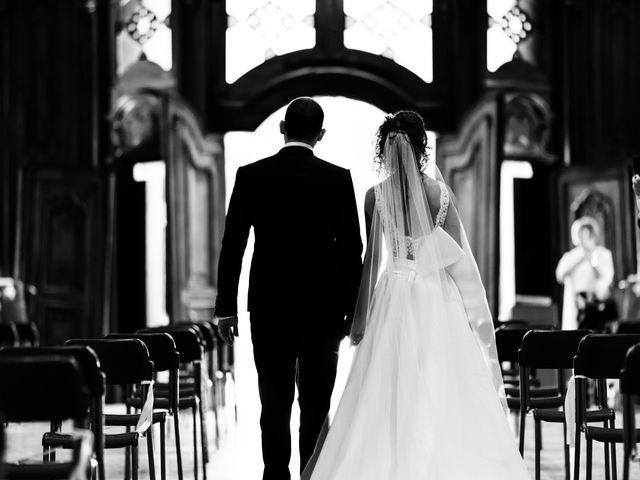Il matrimonio di Jader e Ilaria a Busto Garolfo, Milano 40