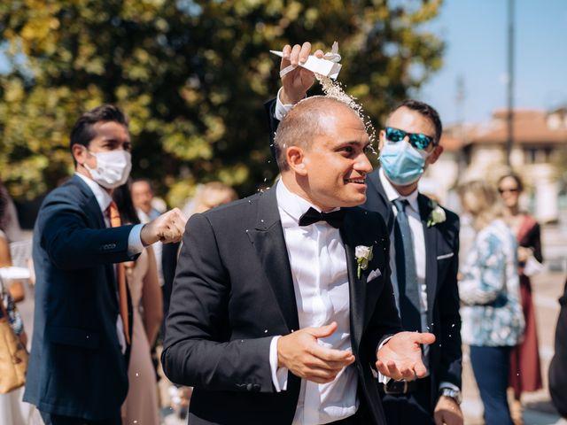 Il matrimonio di Jader e Ilaria a Busto Garolfo, Milano 48
