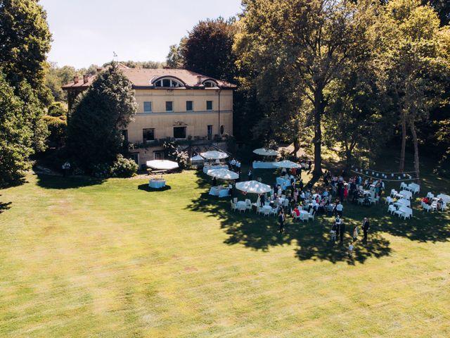 Il matrimonio di Jader e Ilaria a Busto Garolfo, Milano 52