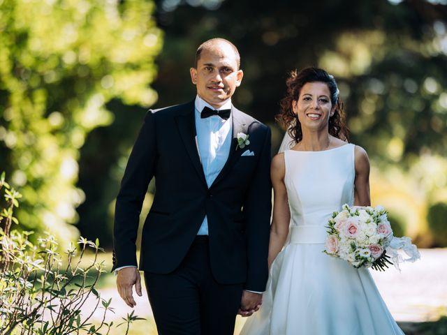 Il matrimonio di Jader e Ilaria a Busto Garolfo, Milano 57
