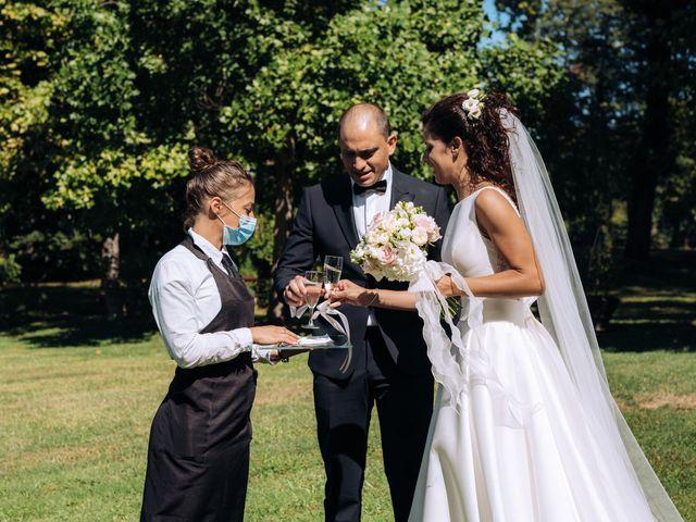 Il matrimonio di Jader e Ilaria a Busto Garolfo, Milano 58