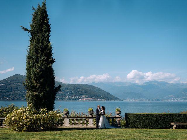 Il matrimonio di Jader e Ilaria a Busto Garolfo, Milano 59