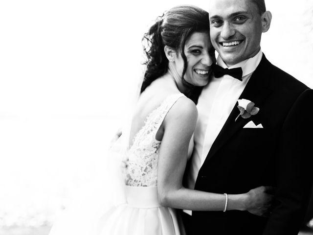 Il matrimonio di Jader e Ilaria a Busto Garolfo, Milano 62
