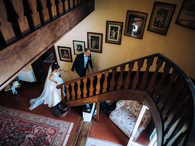 Il matrimonio di Jader e Ilaria a Busto Garolfo, Milano 63