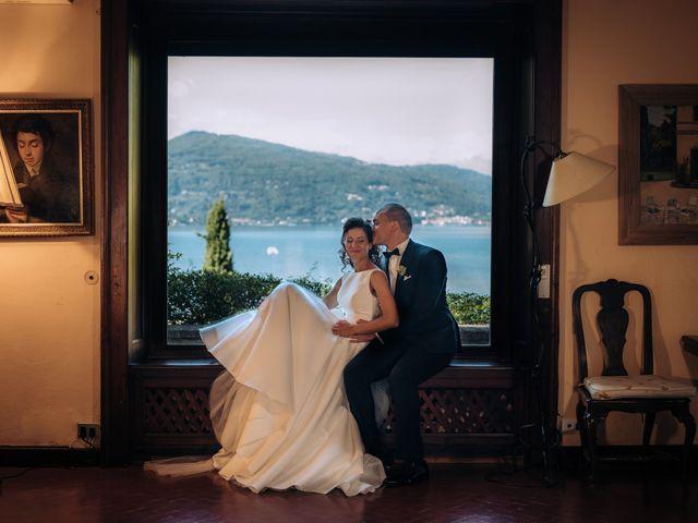 Il matrimonio di Jader e Ilaria a Busto Garolfo, Milano 65