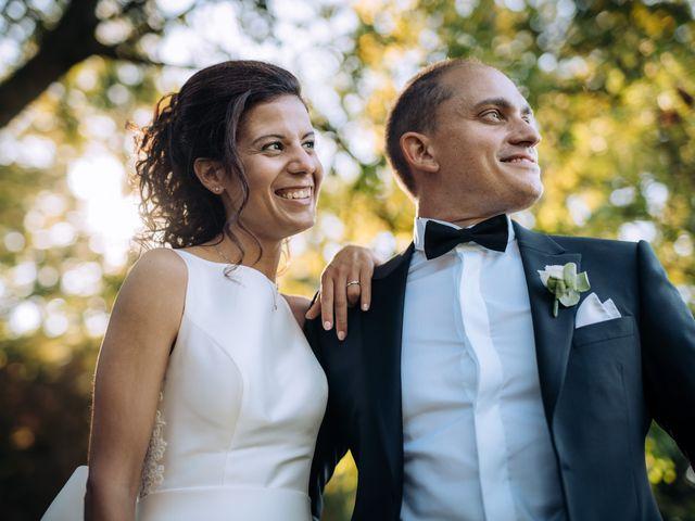 Il matrimonio di Jader e Ilaria a Busto Garolfo, Milano 71