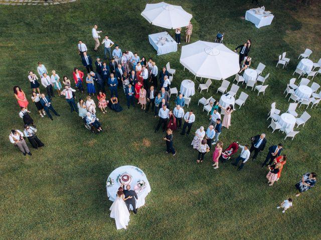 Il matrimonio di Jader e Ilaria a Busto Garolfo, Milano 73
