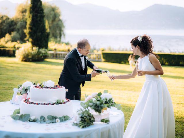 Il matrimonio di Jader e Ilaria a Busto Garolfo, Milano 74