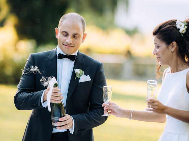 Il matrimonio di Jader e Ilaria a Busto Garolfo, Milano 75