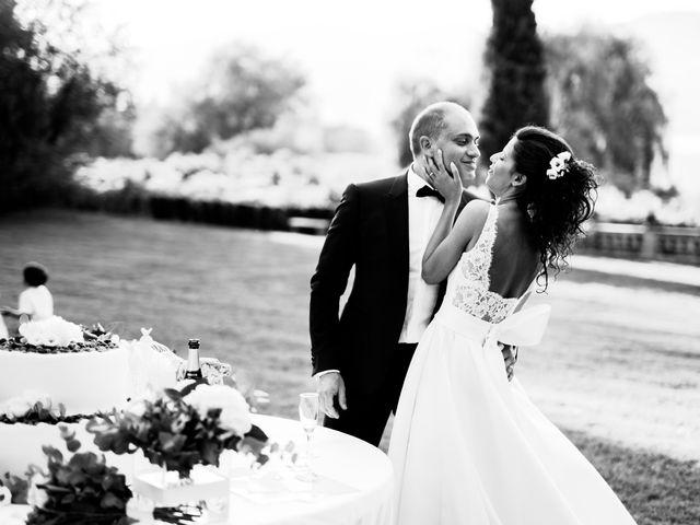Il matrimonio di Jader e Ilaria a Busto Garolfo, Milano 76