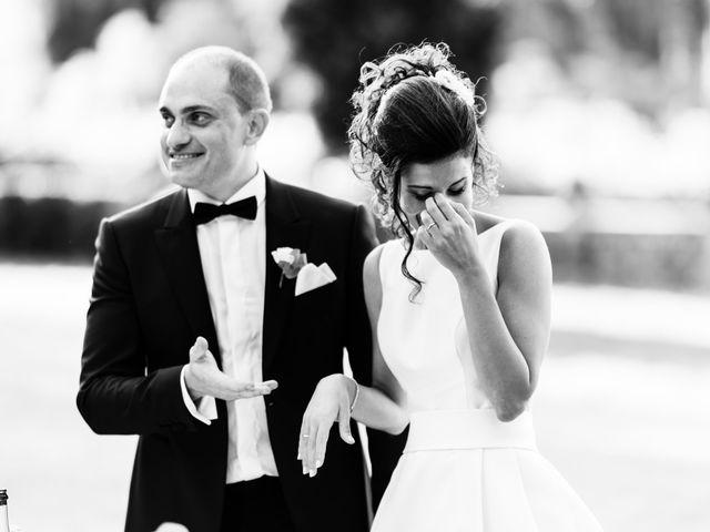 Il matrimonio di Jader e Ilaria a Busto Garolfo, Milano 84