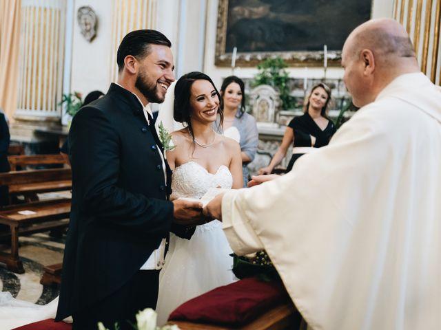 Il matrimonio di Emanuela e Santi a Catania, Catania 25