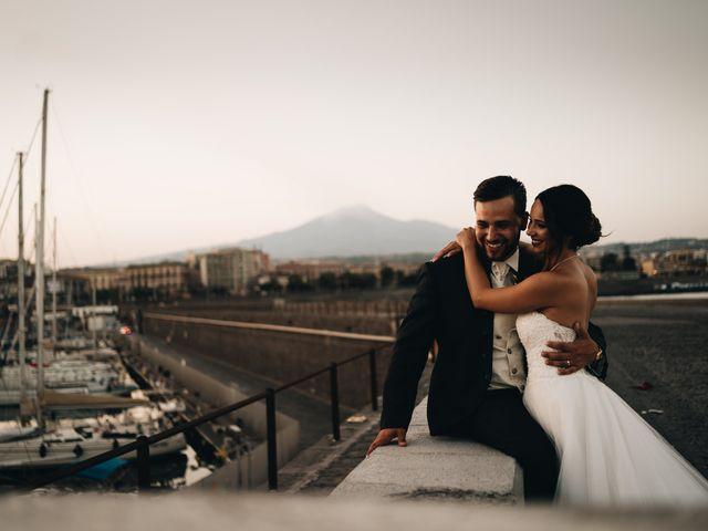 Il matrimonio di Emanuela e Santi a Catania, Catania 36