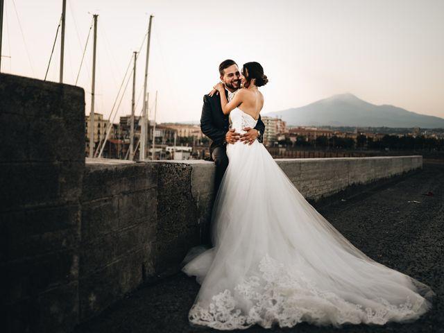 Il matrimonio di Emanuela e Santi a Catania, Catania 37
