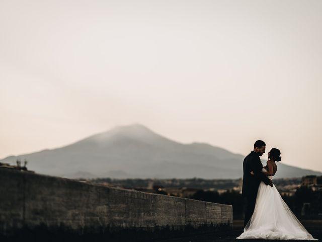 Il matrimonio di Emanuela e Santi a Catania, Catania 38