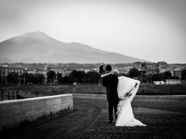 Il matrimonio di Emanuela e Santi a Catania, Catania 39