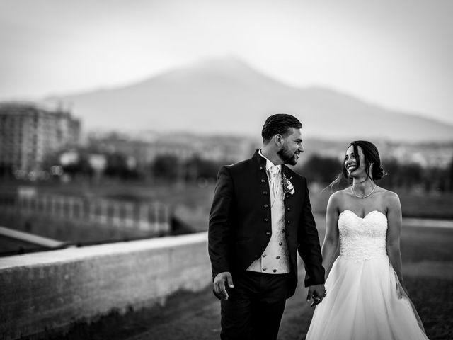 Il matrimonio di Emanuela e Santi a Catania, Catania 41