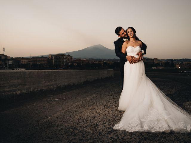 Le nozze di Santi e Emanuela