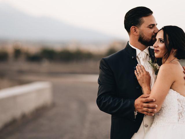 Il matrimonio di Emanuela e Santi a Catania, Catania 42