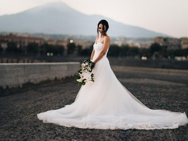 Il matrimonio di Emanuela e Santi a Catania, Catania 43