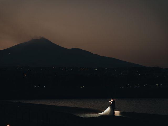 Il matrimonio di Emanuela e Santi a Catania, Catania 1