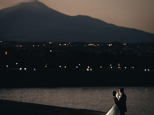Il matrimonio di Emanuela e Santi a Catania, Catania 44
