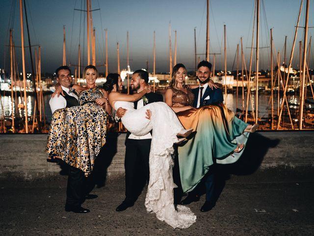 Il matrimonio di Emanuela e Santi a Catania, Catania 45