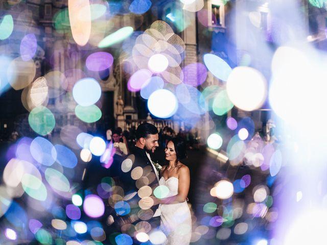 Il matrimonio di Emanuela e Santi a Catania, Catania 46