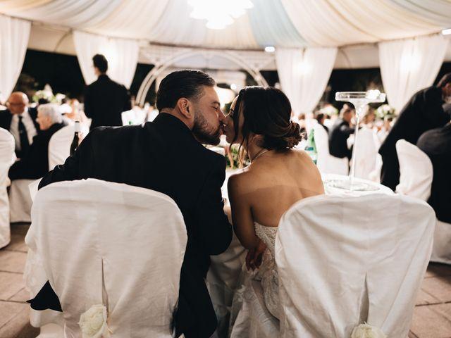 Il matrimonio di Emanuela e Santi a Catania, Catania 49