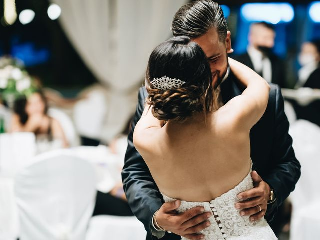 Il matrimonio di Emanuela e Santi a Catania, Catania 53